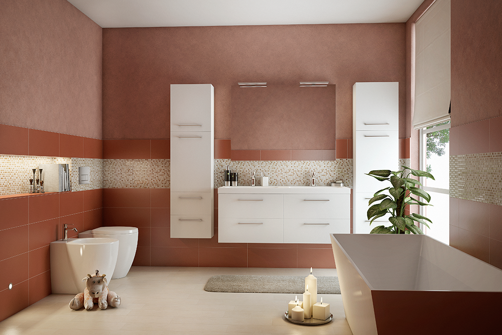 Bagno Progetto ~ Particolare di un bagno ncretasrl hotel principe
