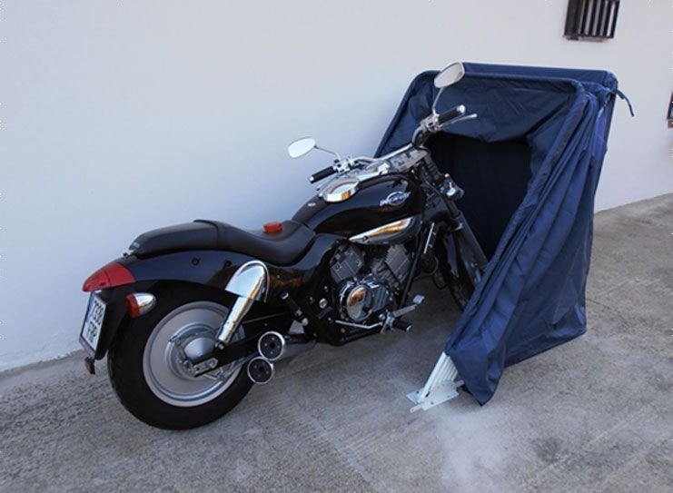 Folding #motorcycle #cover Ideal For All Types Of #motorbikes #bikecover  #bike