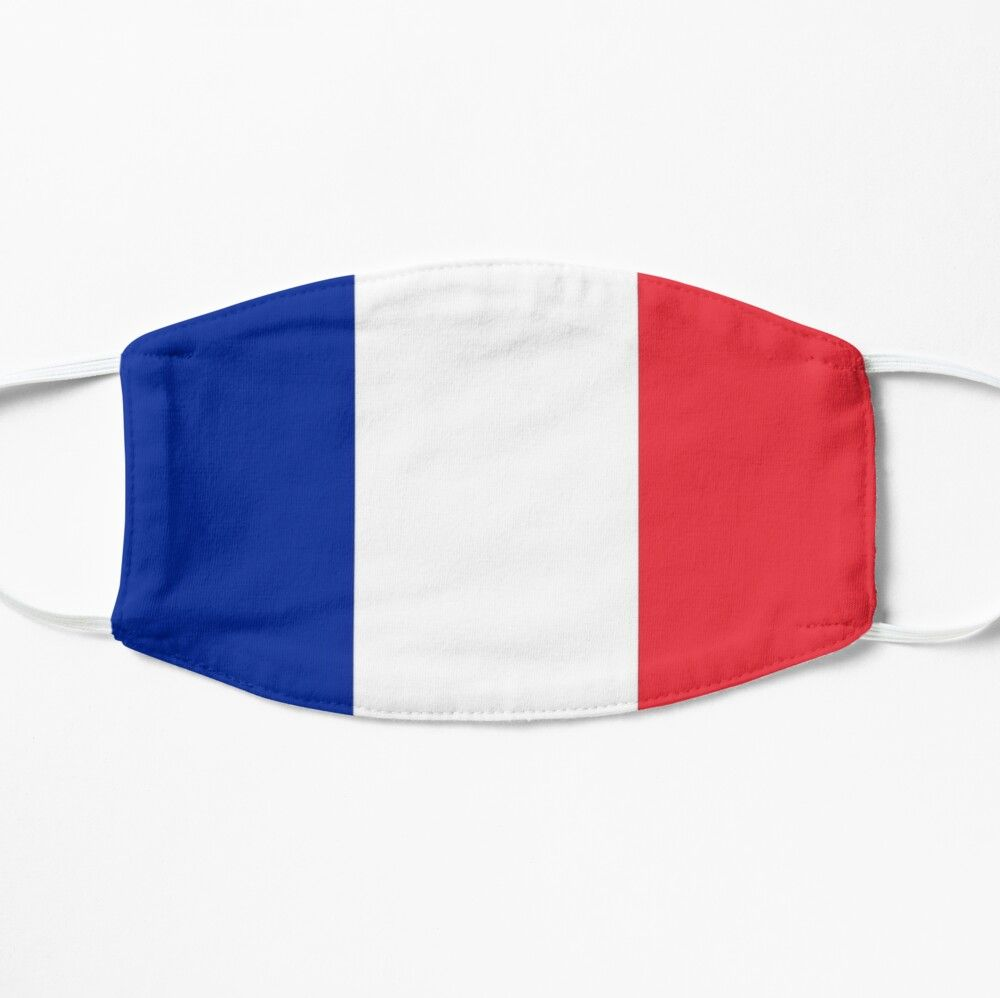 France Flag Face Mask Mask By Sirsleepsalot In 2020 French Flag France Flag Flag Emoji names, keywords and other details listed as a part of the unicode standart. pinterest