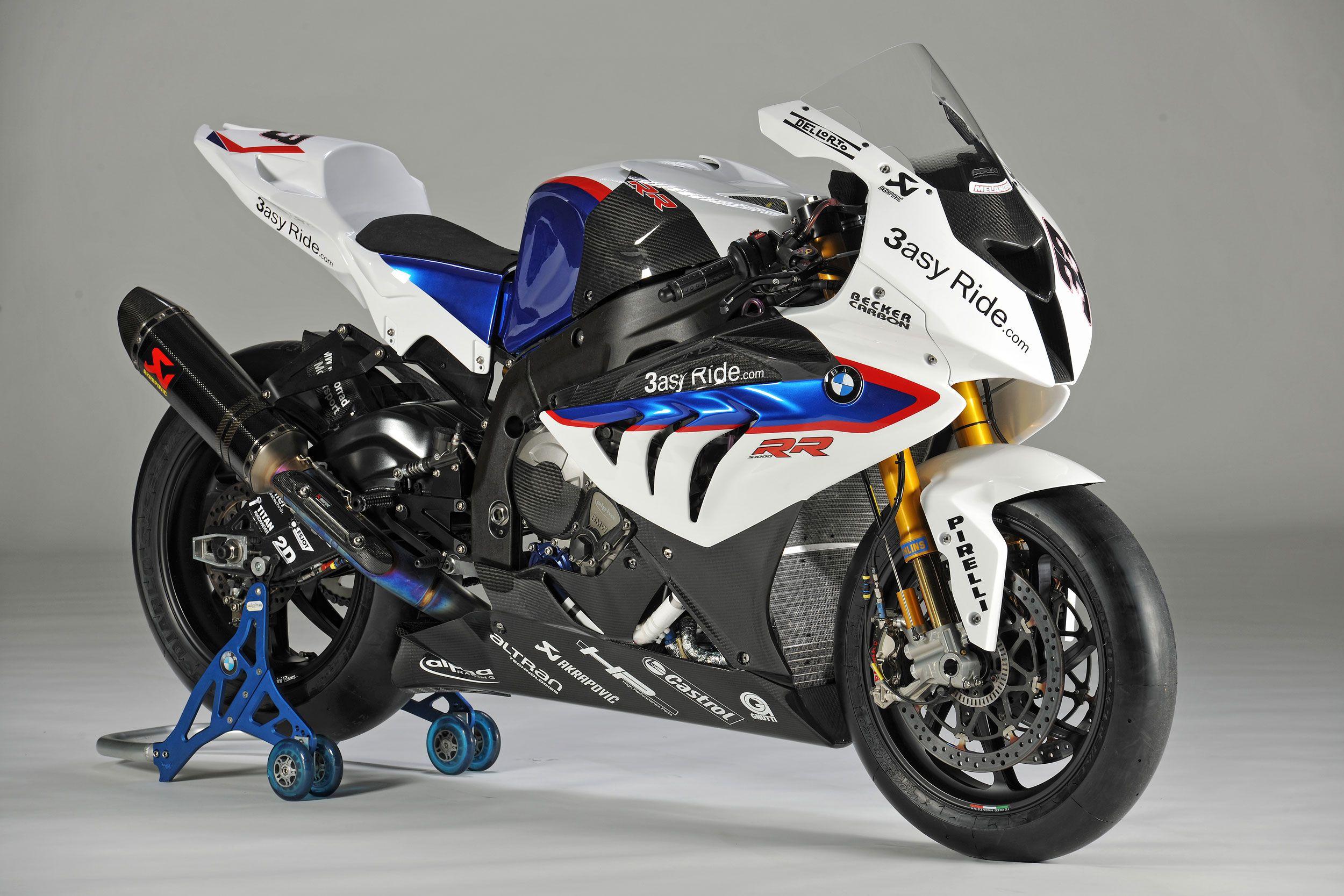 BMW S RR Motorrad Motorsport Team SBK Racing - Bmw motorrad motorsport decals