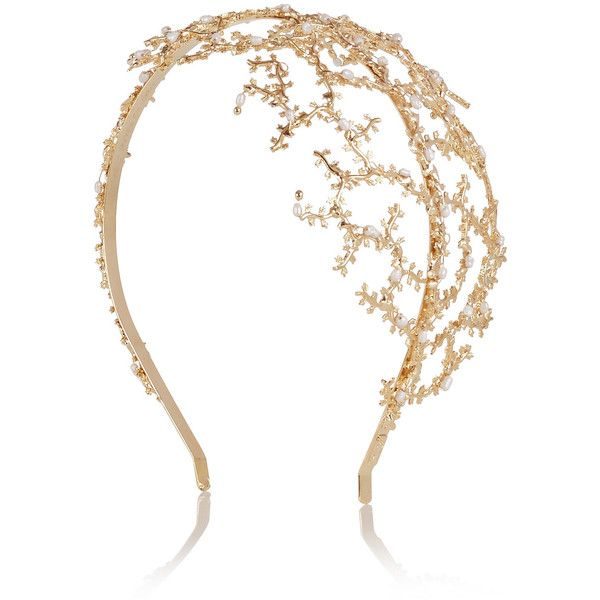 Rosantica Fata pearl headband GeoZQrq