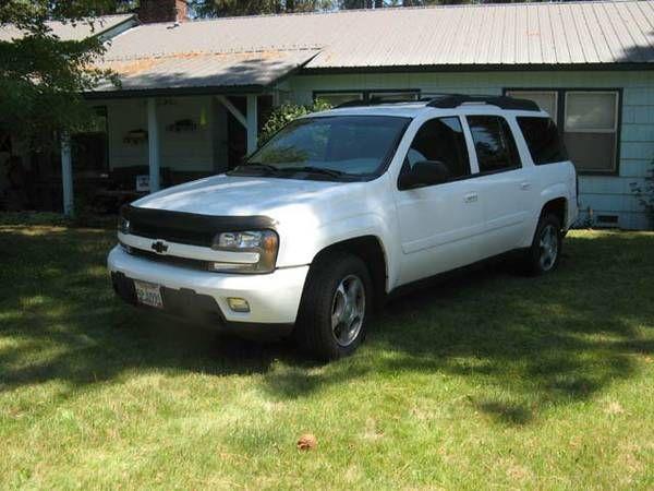 Used 2005 Chevrolet Trailblazer For Sale 7 000 At Chester Ca Chevrolet Trailblazer Chevrolet Exterior Colors