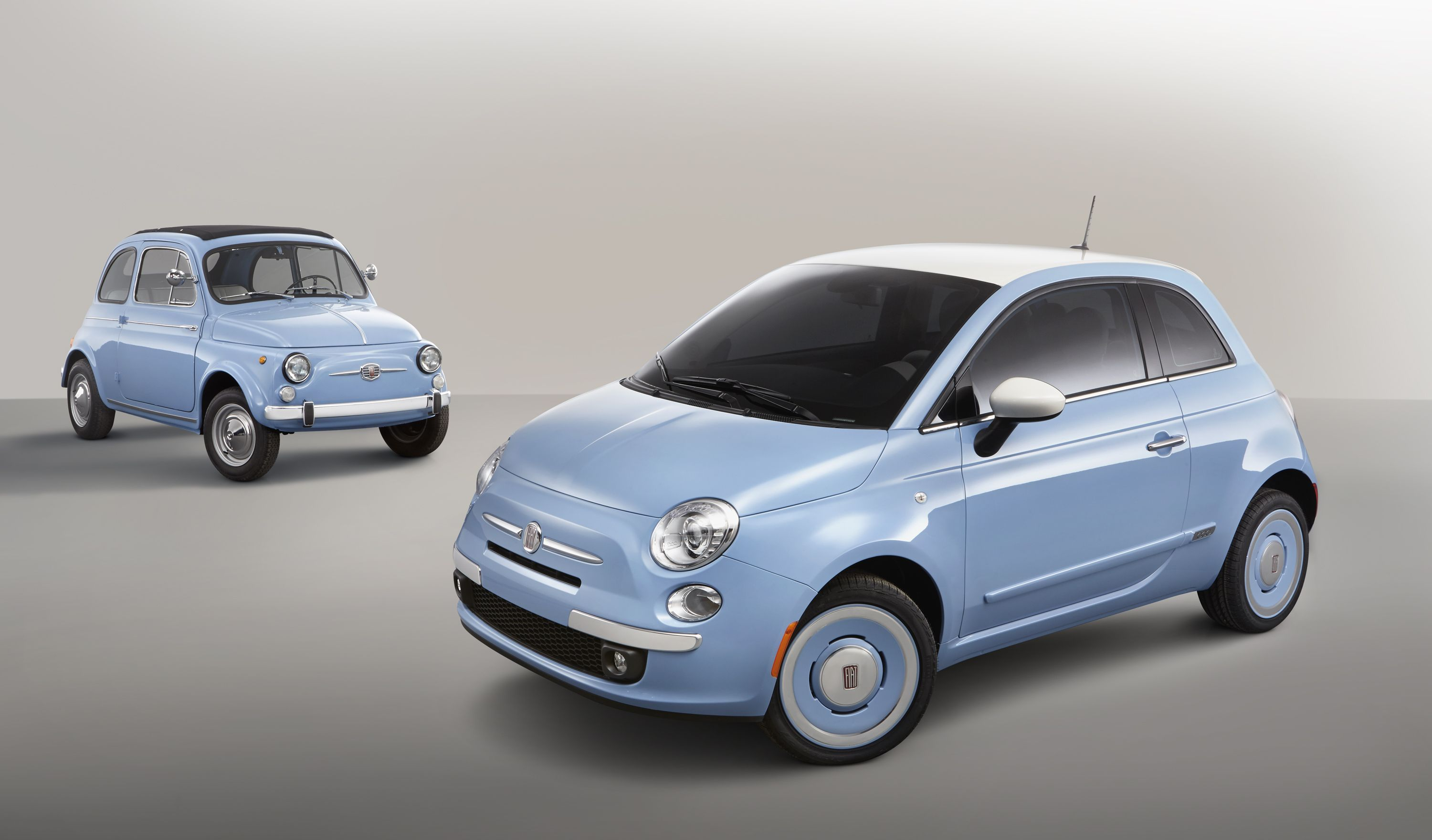 The Fiat 500 1957 Edition Is Your Newest Retro Fantasy Fiat 500