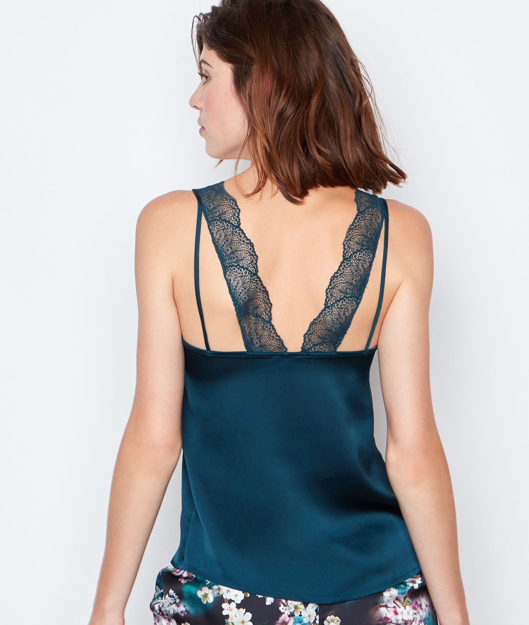 9171e3f6fc FILAE SATINE TOP - ETAM | Intimates, Sleepwear, & Lounge in 2019 ...