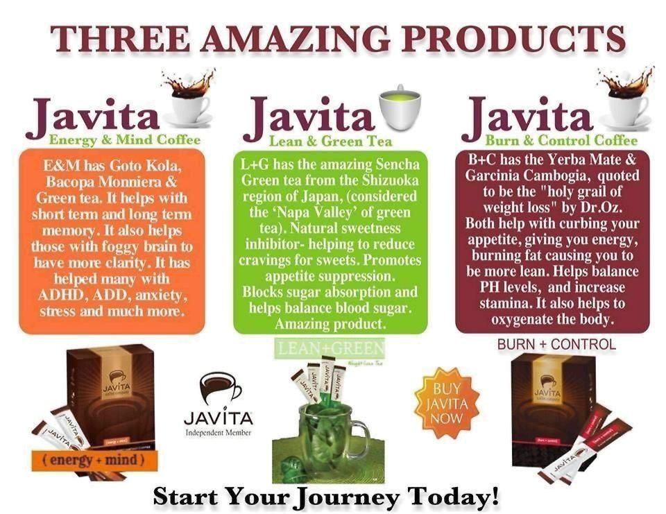 The Amazing Ingredients And Benefits Of Javita Weight Loss Coffee
