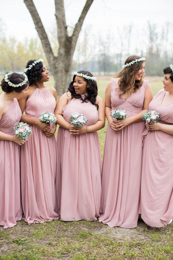 A Pastel Barn Wedding at Southerlyn Farms, SC