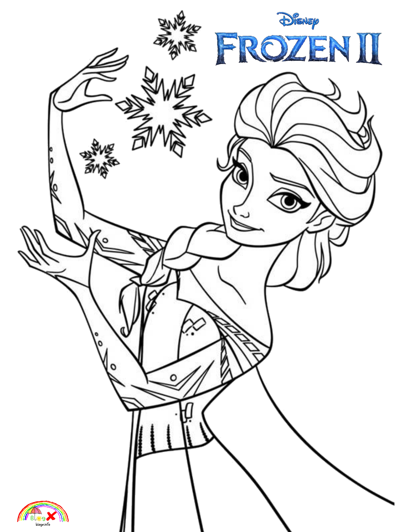 Pin By Bozena Golas On Coloring Pages Elsa Coloring Pages Snowflake Coloring Pages Princess Coloring Pages