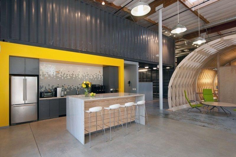 Office Kitchen Design Office Kitchen Design And Kitchen Interior Nano At Home Officedesign Kitchen Design Corporate Interior Design Office Kitchenette