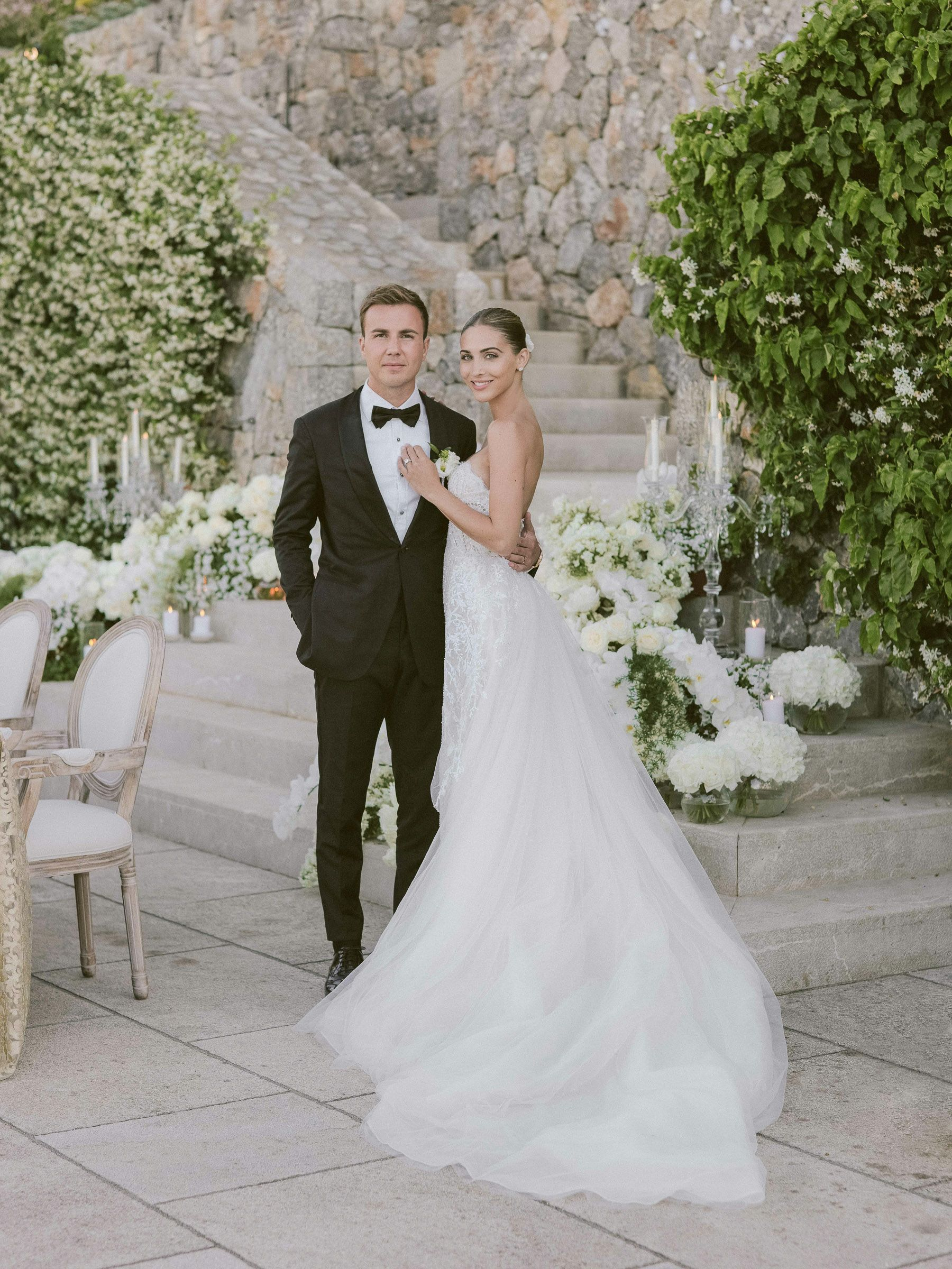 Greg Finck Portfolio Ann Kathrin Mario Berta Wedding Dress Bride Look Designer Wedding Dresses