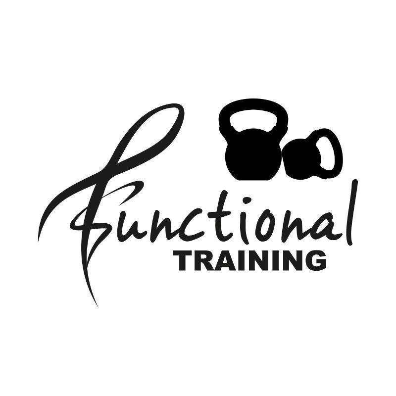 studio logo functional training logo design graphicdesign