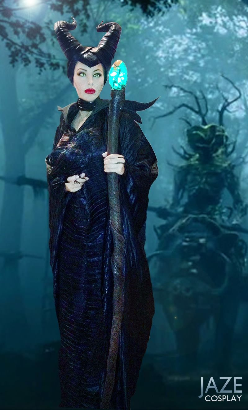 Disney S Maleficent Cosplay Costumes Maleficent Cosplay