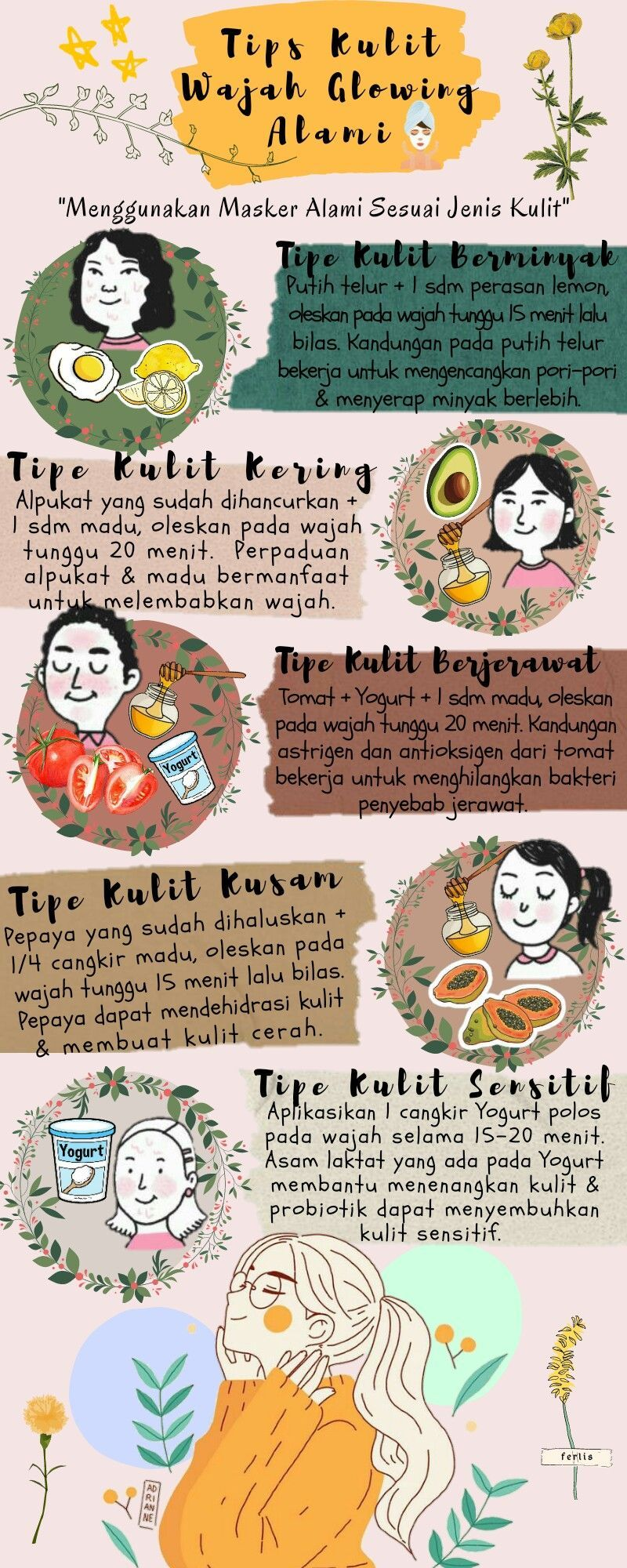 Glowing Kulit Morning Skin Care Routine Steps Tips Wajah Beautiful Skin Care Facial Skin Care Routine Recommended Skin Care Products
