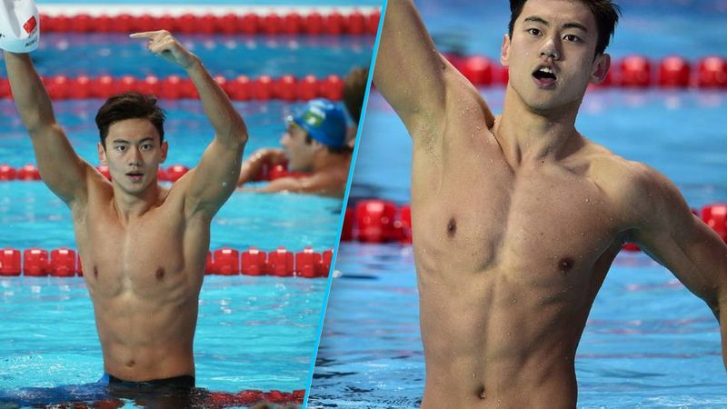 Who Is Ning Zetao? The Chinese Olympic Swimmer Is Causing