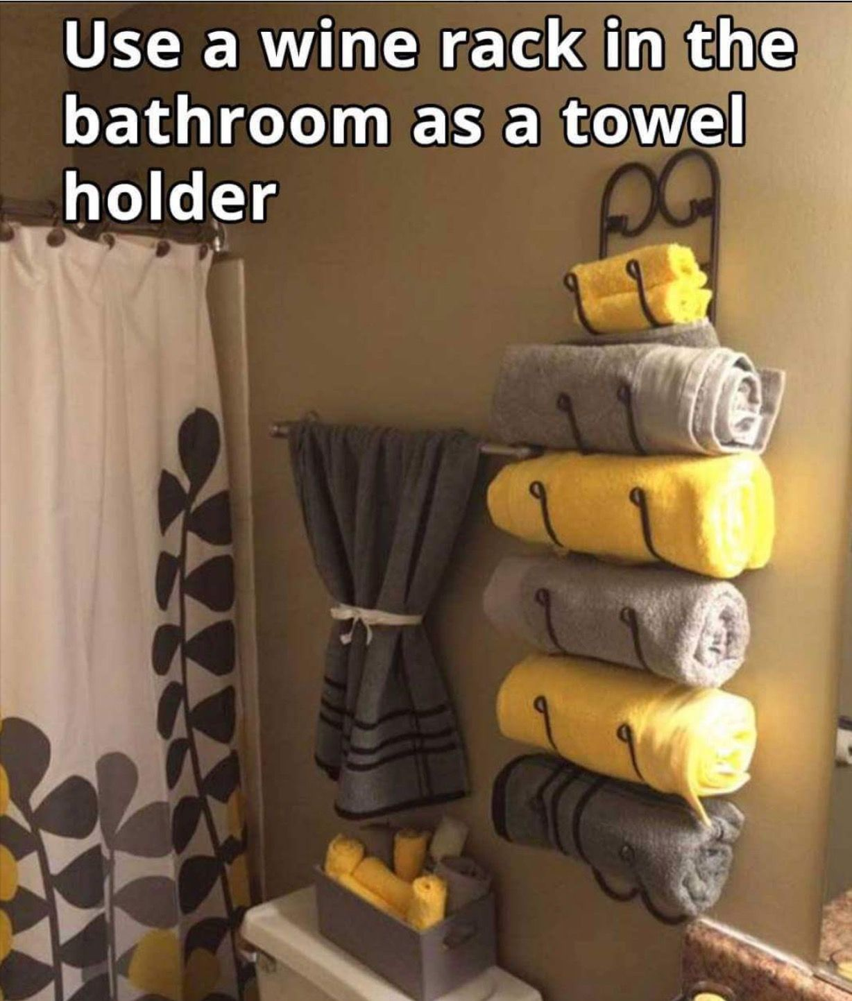 Pin By Candi B On Home Hacks Pinterest - Cute bathroom towels for small bathroom ideas