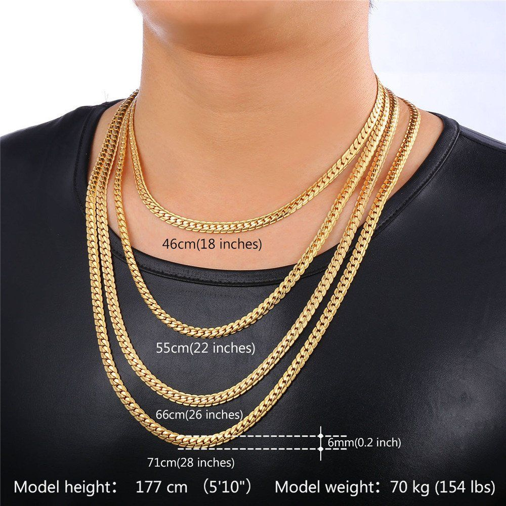 Details Fashion Jewelry Chain Necklace