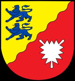 District Of Rendsburg Eckernforde Rural Land Schleswig