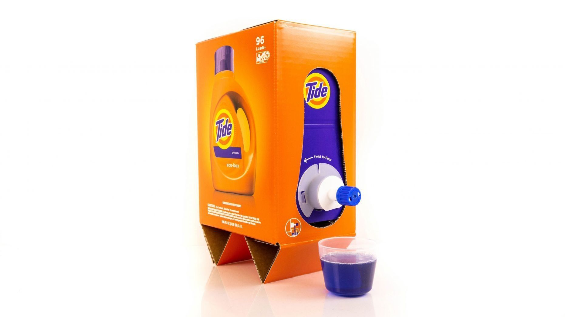 Tide Out Here Making Laundry Detergent Look Like Boxed Wine