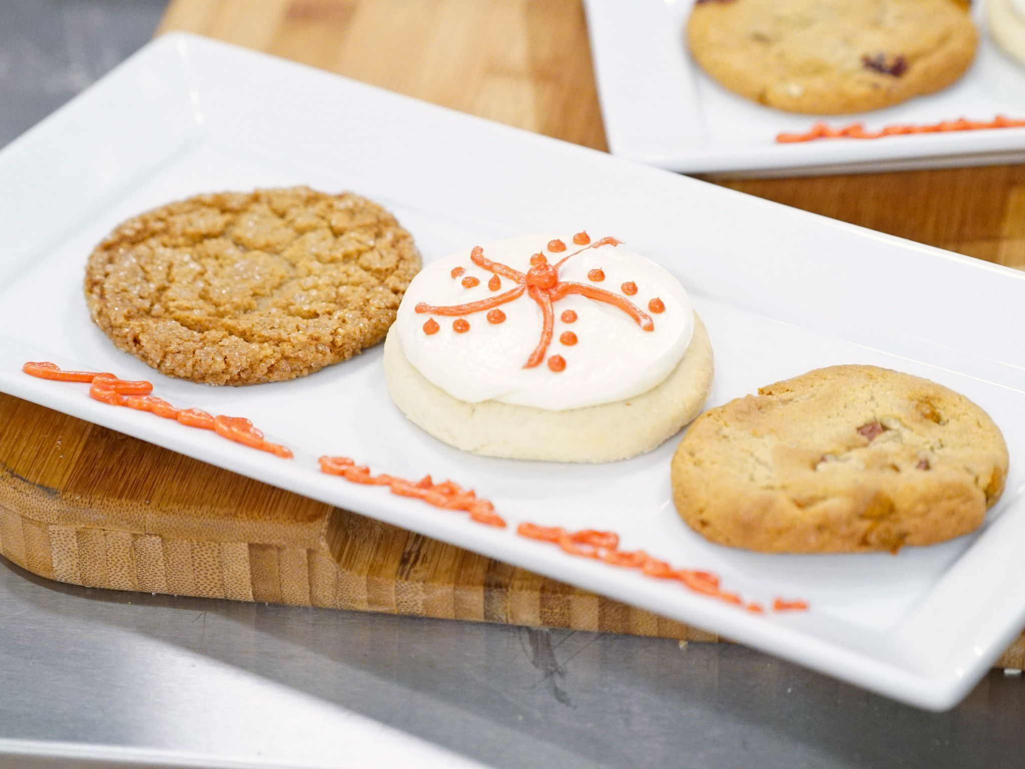 Cinnamon Chip, Cranberry and Pecan Cookies | Recipe | Holiday baking ...