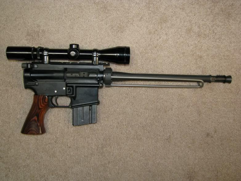 Bufferless 556 ar pistol han soloesque pistol ar15
