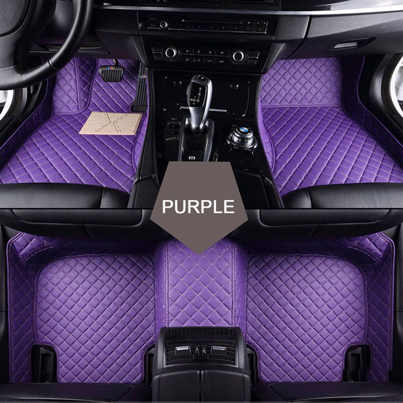 Custom Fit Car Floor Mats For Infiniti Ex25 Fx35 45 50 G35 37 Jx35