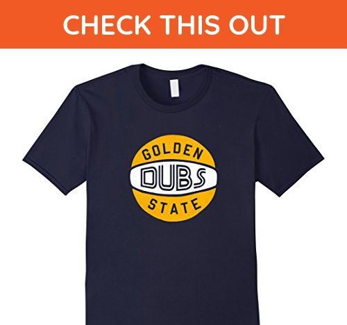b145581bcd8b Mens Golden State DUBS 2017 Champions Shirt retro / throwback XL Navy - Retro  shirts (*Amazon Partner-Link)