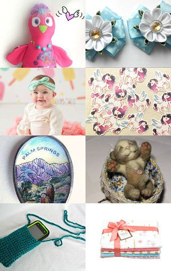 Cute gifts by Oksana on Etsy--Pinned with TreasuryPin.com