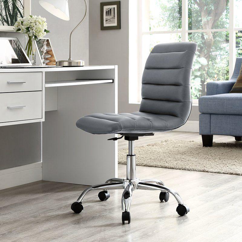 Petra MidBack Desk Chair Modern office chair, Home