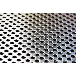 Stainless Steel Perforated Sheet - manufacturer & supplier