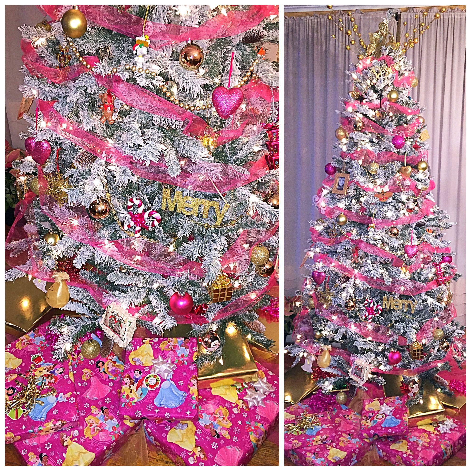 Disney Princess Christmas Tree Christmas Tree Christmas Tree Themes Disney Christmas