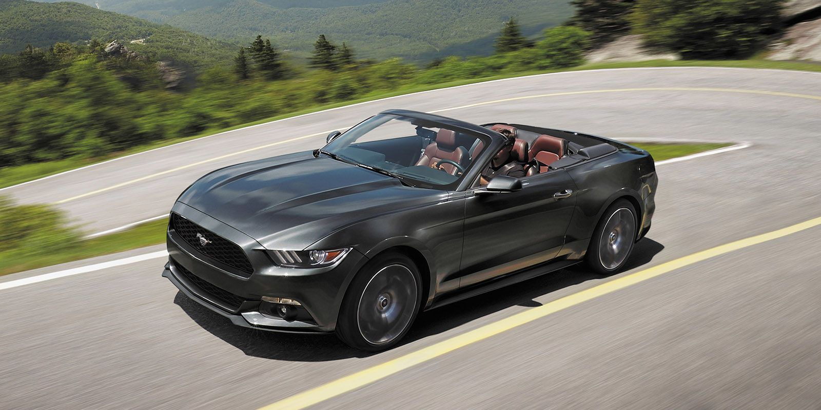 Mustang Will Reportedly Get Magnetic Ride 10 Speed Auto For 2018
