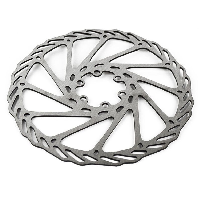 Cycling MTB Bike Bicycle Stainless Steel Brake Disc Rotor 6 Bolts 160mm//180mm