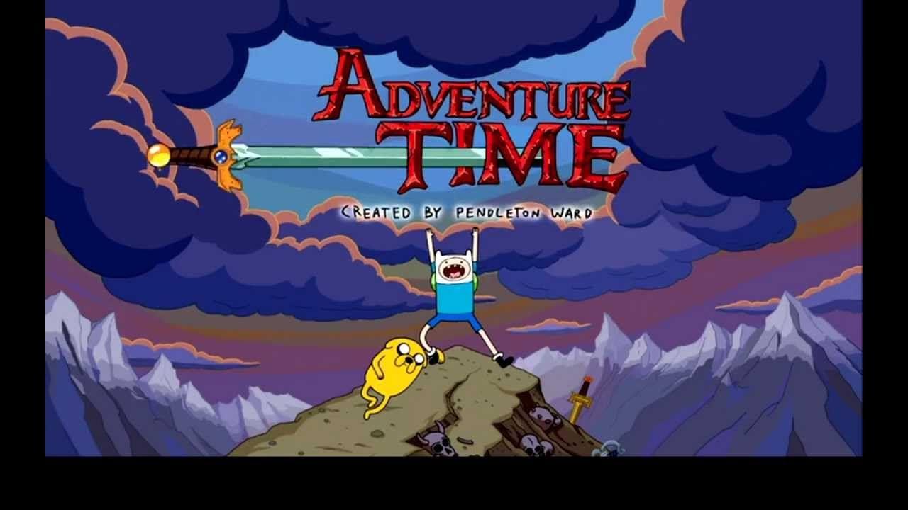 Adventure Time Intro Dutch Hora De Aventura Aventura Dibujos