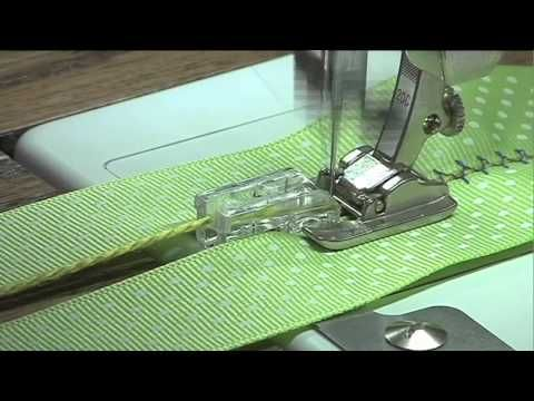 Bernina's Spanish Hemstitching Attachment Good Video Tutorial On Beauteous How To Do Hemstitching On A Sewing Machine