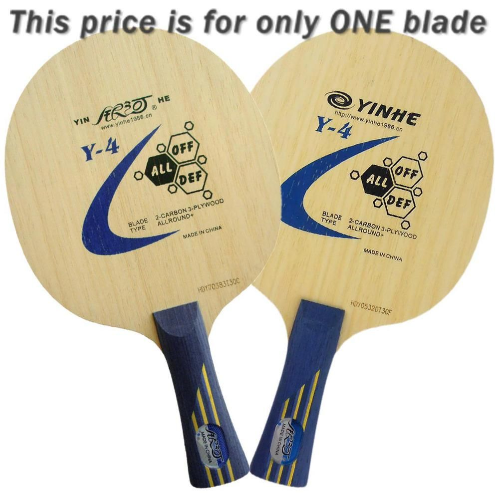 Mesa Ping Pong Oferta Yinhe Y 4 Y4 Y 4 Table Tennis Ping Pong Blade Yesterday S Price