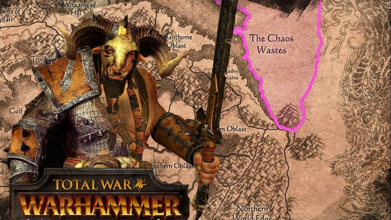 Warhammer Factions: Introduction Trailers With Maps | Warhammer: Total War 1 & 2 - YouTube