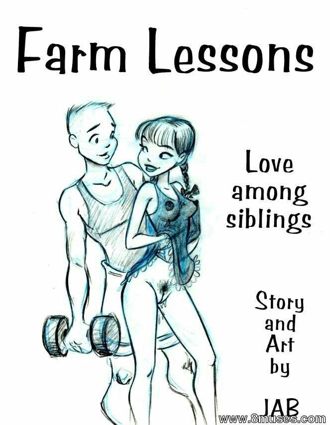 Thought Jab comix farm lesson comic