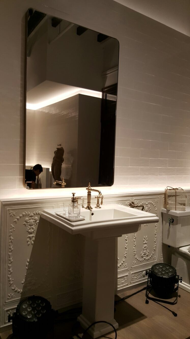 Bathroom Lighting Color Temperature #BathroomPhoto # ...
