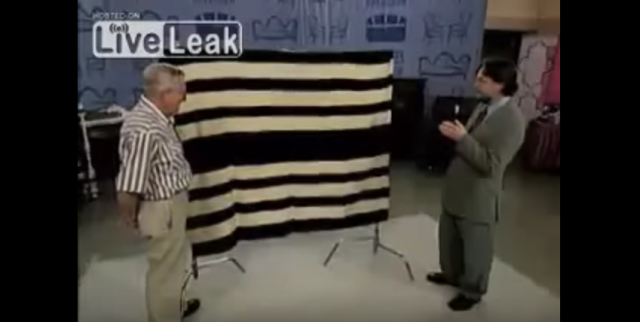 Man Finds Out His Old Blanket Is Worth Major Bank and Promptly Loses It on TV  - CountryLiving.com