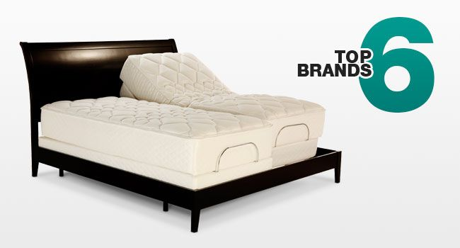 We reviewed 6 top adjustable bed brands to see how they compare on ...