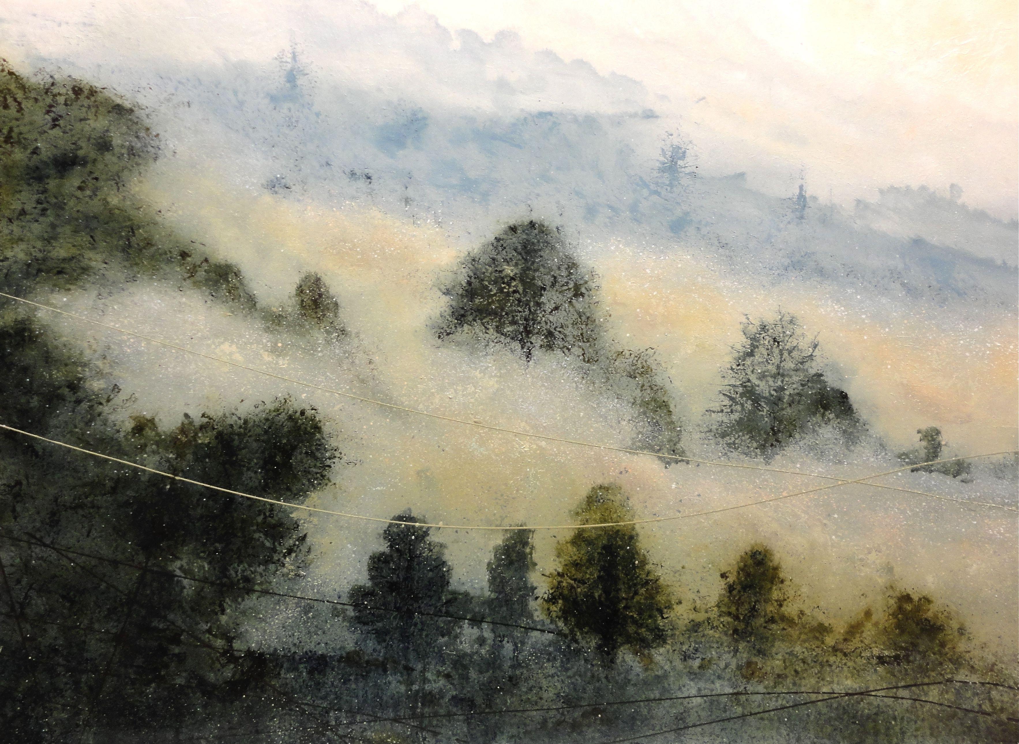 Картинки по запросу Jane Skingley Trees in the Mist