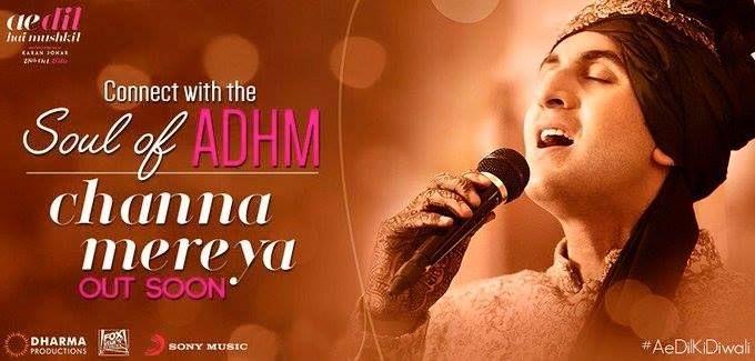 Channa Mereya Arijit Singh Songs Download Mp3 Aye Dil Hai Mushkil Audio Songs Songs