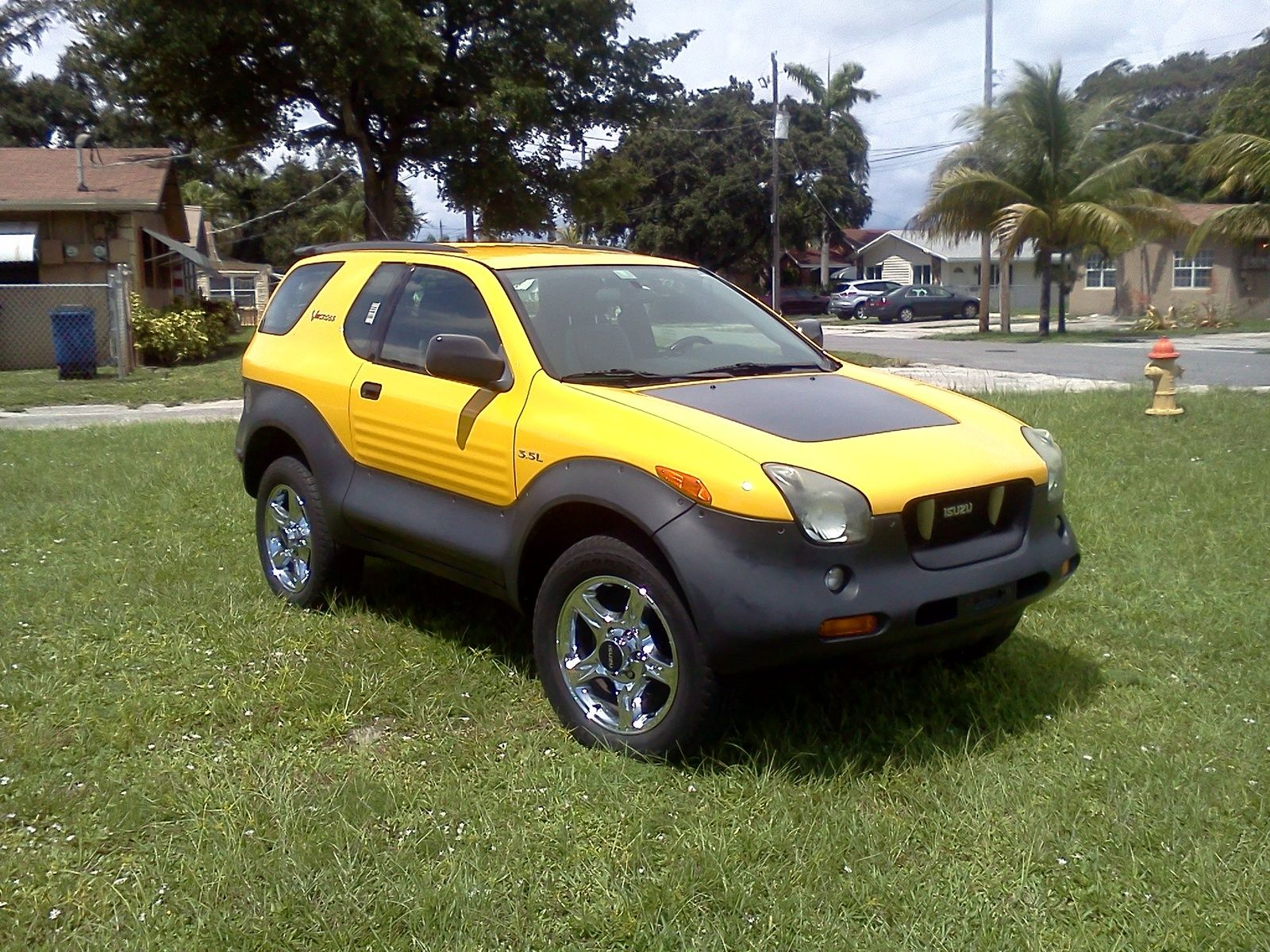 isuzu vehicross 2001 everything vehicles pinterest cars