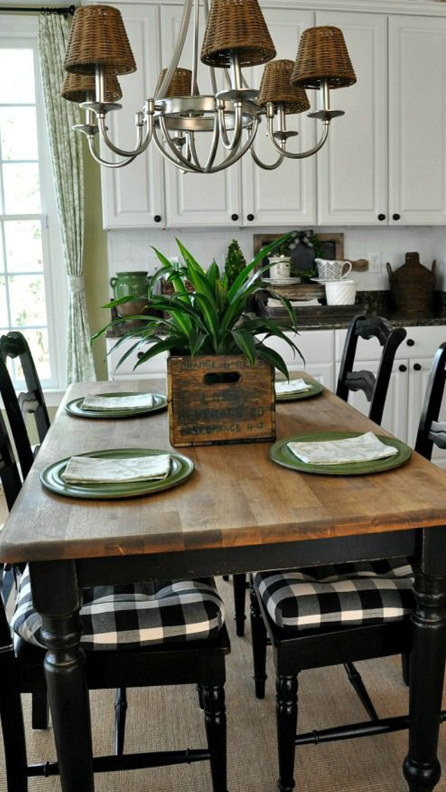 Reupholster chair seats in dining room   Kitchen table ...