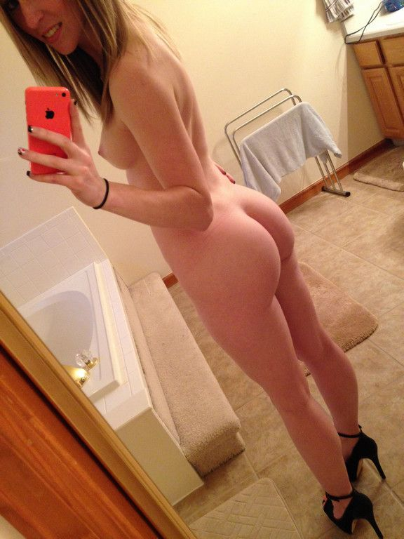 High Heels  Hottest Selfies  Pinterest  Nude, Booty And Selfie-3280