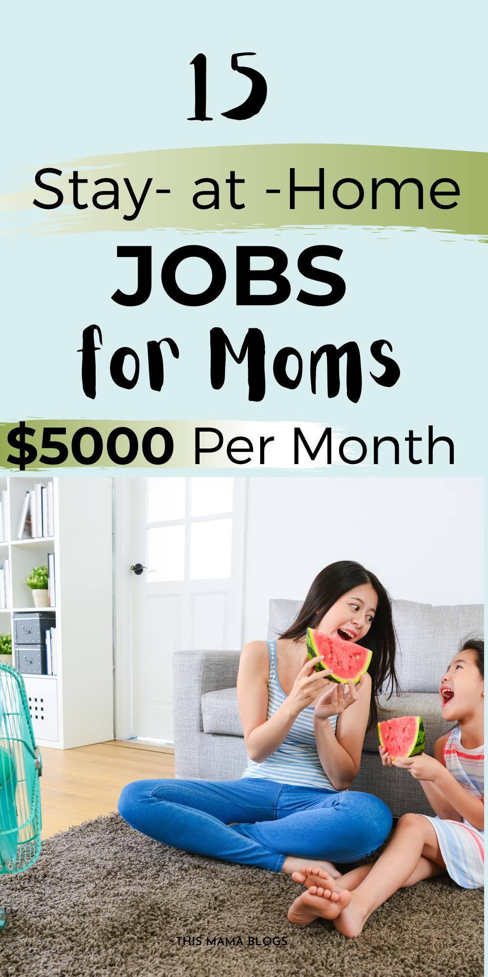 There are lots of stay-at-home mom jobs that pay really well. Want to learn what are the best work at home jobs for moms? Read this post! stay at home mom crafts, stay at home mom jobs online, stay at home mom jobs extra money #workfromhome #makemoneyfromhome #sidehustles #workingmom #stayathomemomjobs #makemoneyonline