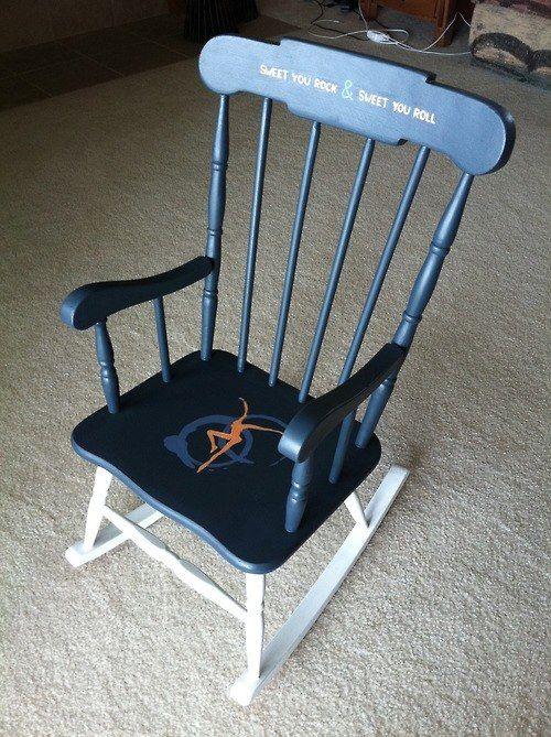 Peachy Dmb Art Sweet You Rock Chair D M B Dave Matthews Uwap Interior Chair Design Uwaporg