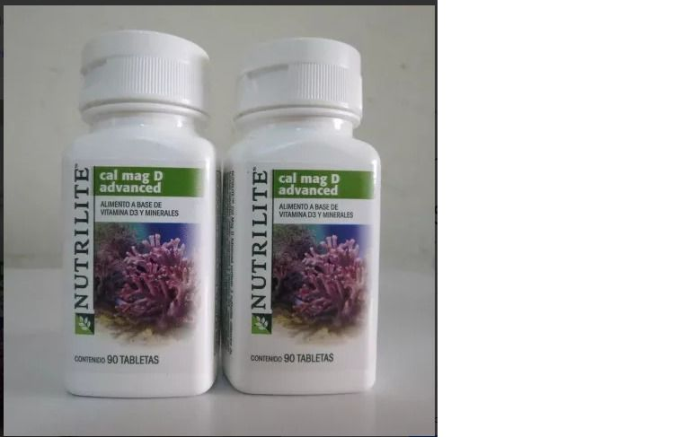 Amway Nutrilite Cal Mag D 90 Tablets Unbranded Vitamina E