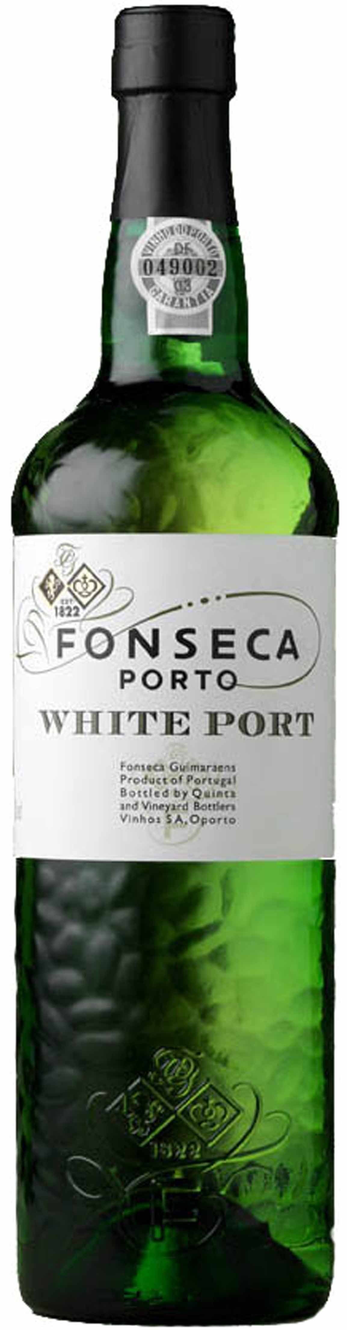 FONSECA WHITE PORT  20% 75 cl www.wijn-sterkedranken.be