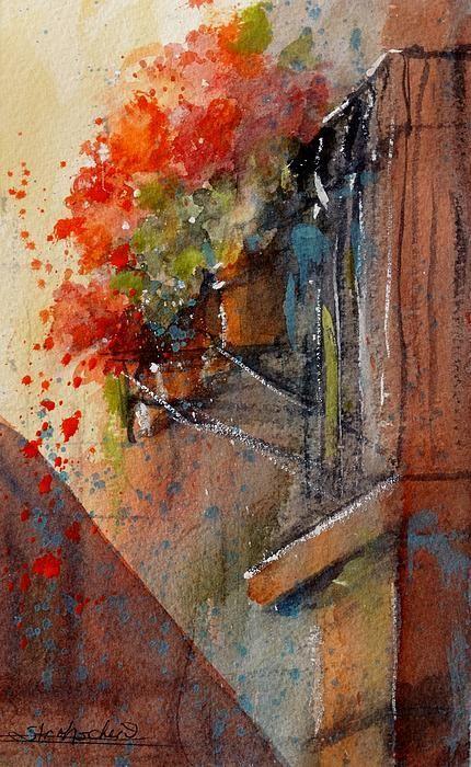 sandra strohschein watercolor - Cerca amb Google
