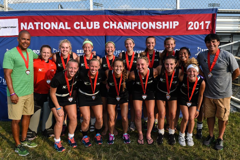 Sixteen Of The Nation S Top U 19 Club Teams Gathered At Spooky Nook Sports In Lancaster Pa For The 2017 U 19 National Club C Spooky Nook Sports U 19 National